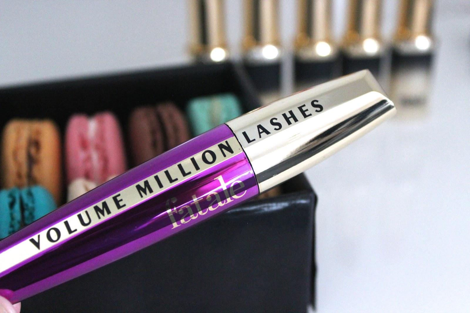L'Oreal Paris Volume Million Lashes Fatale mascara