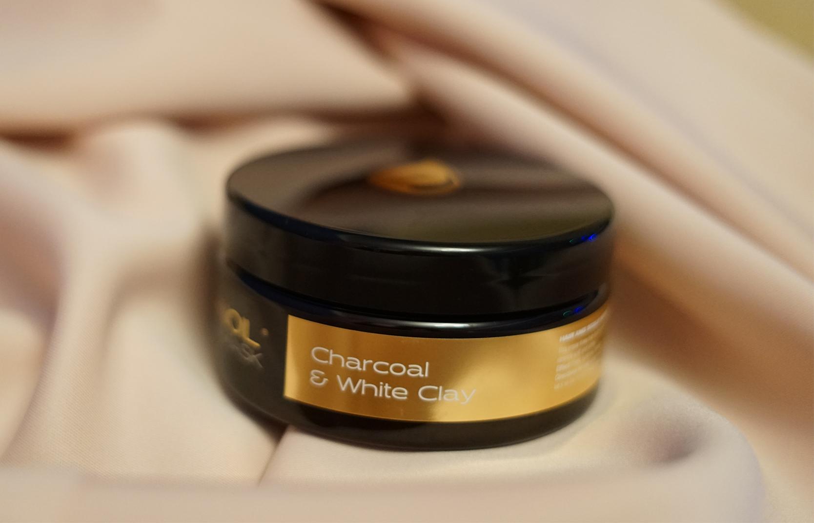 la mejor mascarilla de pelo de carbón vegetal nanoil charcoal